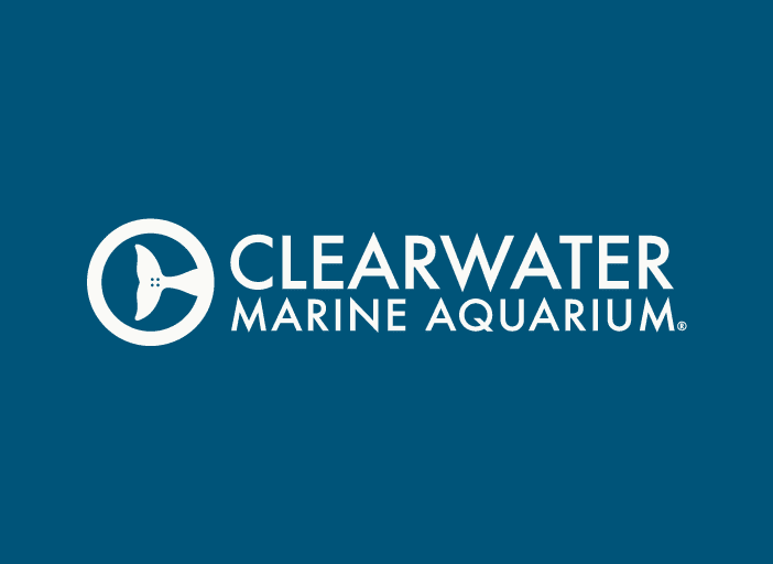 Clearwater Marine Aquarium Logo